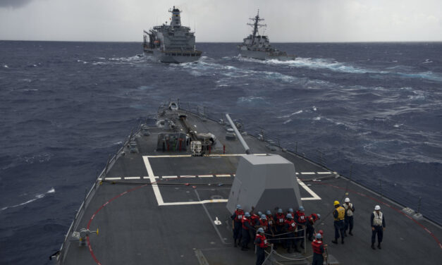 China blasts 'irresponsible' US comments on island project