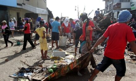 P335M allocated for reconstruction, rehab of police facilities hit by 'Yolanda'