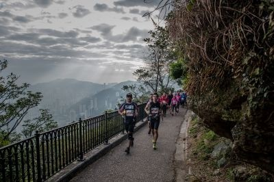 The agony and ecstasy of Hong Kong's extreme runners