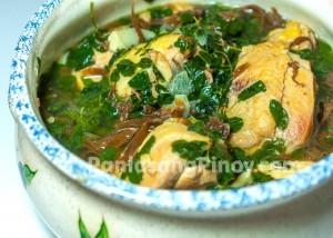 Kinamunggayang-Manok (Courtesy of www.panlasangpinoy.com)