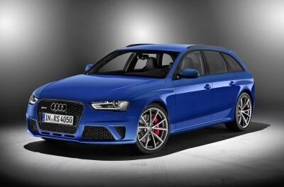Audi's latest superfast wagon pays tribute to original Avant RS