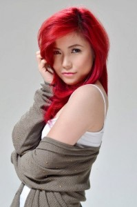Yeng Constantino  (MNS photo)