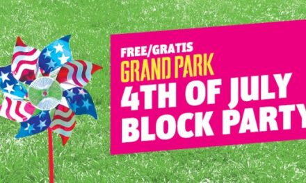 Summer 2014 is Out of this World at Grand Park