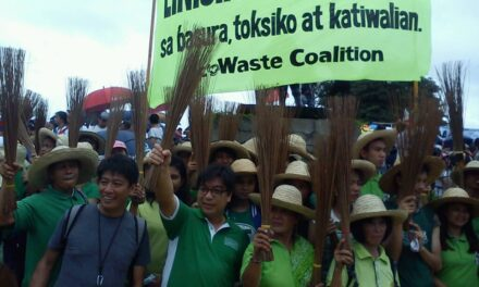 Ecowaste asks PNP to ban the smashing of confiscated video karera machines