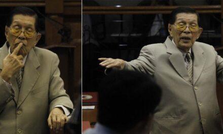 Arrest warrants out vs. Enrile, others accused of graft for 'pork' scam
