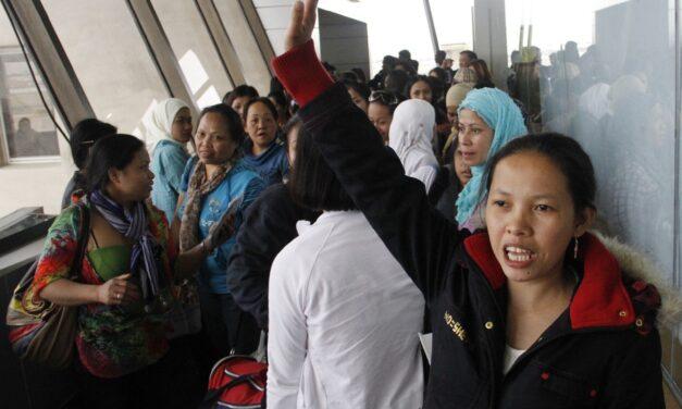 OFWs urged leave Afghanistan