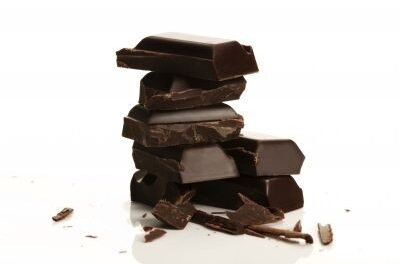 Dark chocolate's healthy effects due to actions of gut bacteria