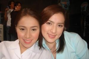 Cristine Reyes & Ara Mina (MNS photo)