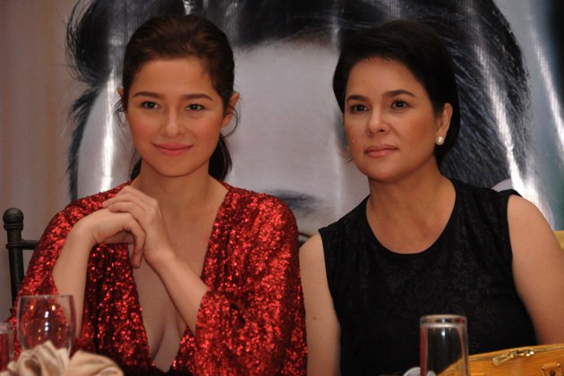 Jaclyn Jose plays down rift with daughter Andi