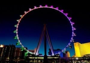 Las Vegas High Roller ©PRNewsFoto/Caesars Entertainment, Denise Truscello