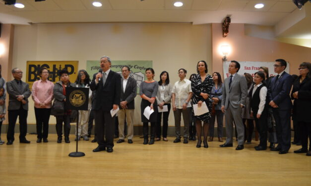 Filipino is the newest language requirement for the City of San Francisco