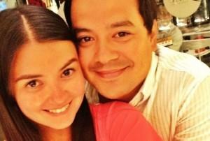 Angelica Panganiban and John Lloyd Cruz (MNS photo)
