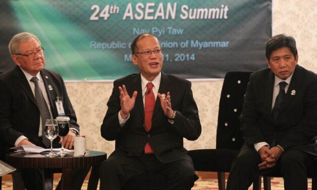 Pulse Asia: Aquino trust, performance ratings dip amid SC ruling on DAP