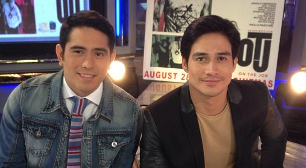 Piolo, Gerald to co-host sports show