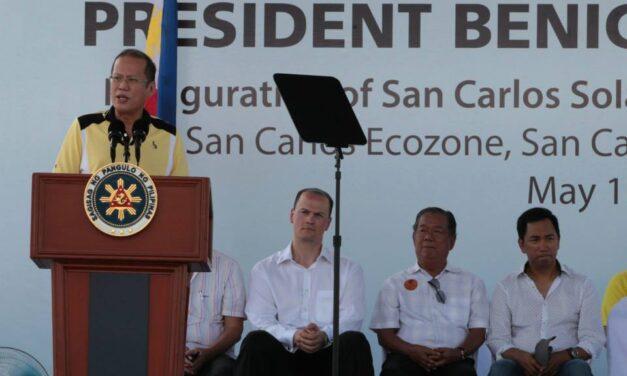 China violates 'Declaration of Conduct': Aquino