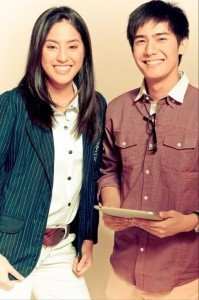 Gretchen Ho and Robi Domingo (MNS photo)