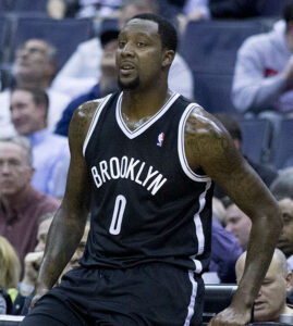 The Philippine Senate on Monday passed a bill to grant citizenship to the 6-foot, 11-inch (2.11-metre) Brooklyn Nets center Andray Blatche who plays for Brooklyn Nets. The Philippines is planning to fast-track citizenship for the American NBA veteran in a bid to give its national team much-needed extra height and class at this year's World Cup.