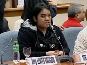 """At a media forum, lawyer Levito Baligod said he culled the names of those involved in the multimillion peso anomaly through various interviews and there is no """"Benhur List."""" Baligod used to be the counsel for whistleblowers Benhur Luy and Merlina Suñas."""