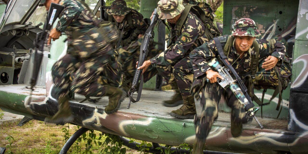 PHL, US begin PHIBLEX military exercises near disputed seas