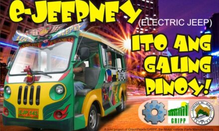 COMET e-jeepney units to operate by June
