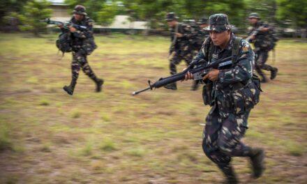 US, PHL troops stage war games