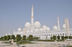 Sheikh Zayed Grand Mosque Center, Abu Dhabi, UAE ©TripAdvisor