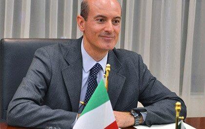 Arraignment of Italian Ambassador Daniel Bosio set on June 18