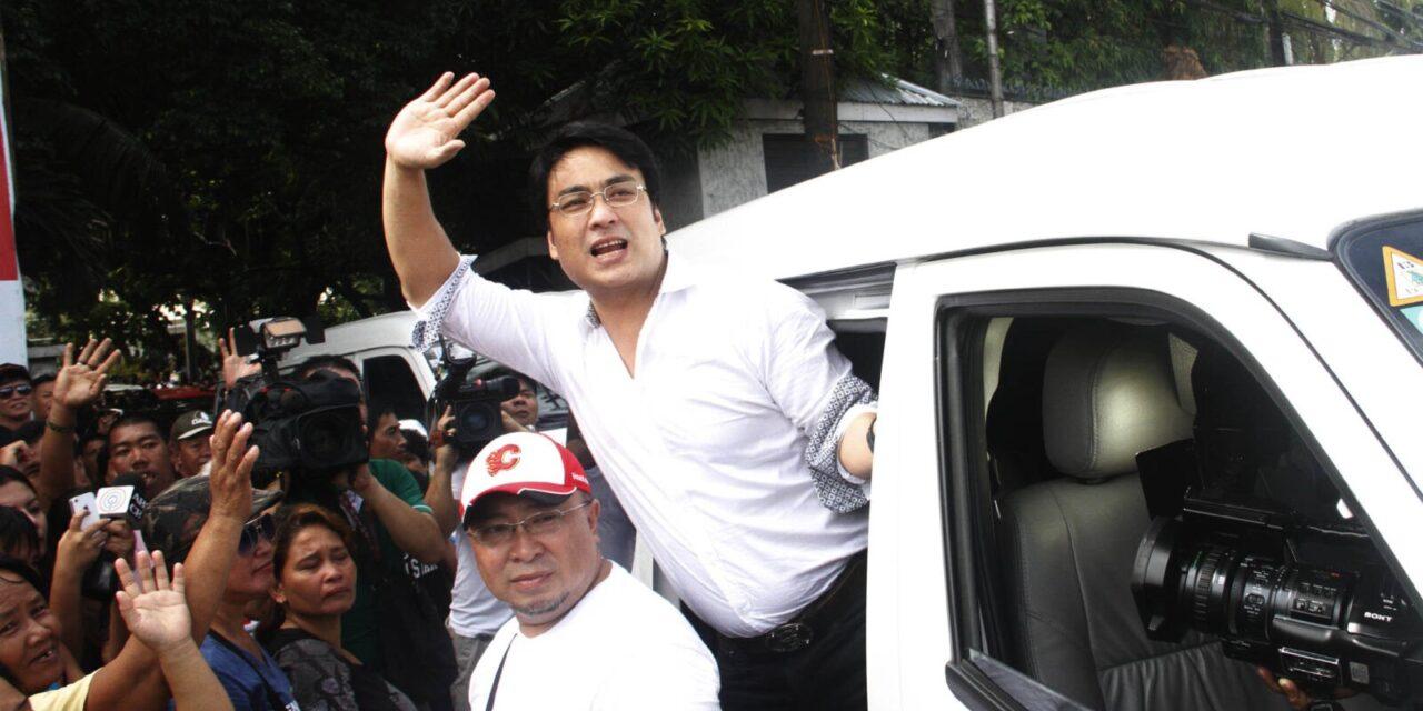 Sandiganbayan admits major evidence vs. Revilla in 'pork' case