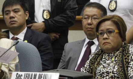 De Lima: No special treatment for Palparan