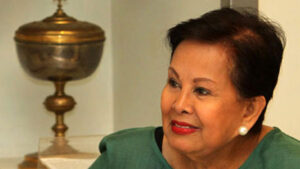 The wife of Vice President Jejomar Binay will sue the Office of the Special Prosecutor for reviving the graft charges against her. File OVP photo