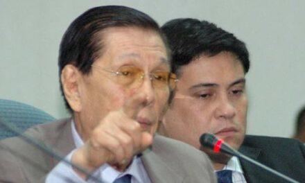 Gigi Reyes appeals to be jailed in Custodial Center