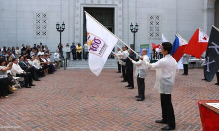 LA City Council commemorates 116th anniversary of PHL Independence Day