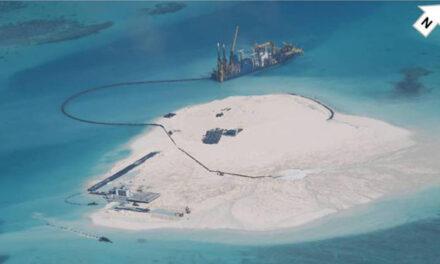 PHL protests Chinese construction on Kagitingan Reef