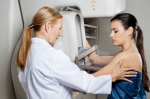 Currently, the American College of Obstetricians and Gynecologists recommends women get one mammogram per year starting at age 40. ©Tyler Olson/shutterstock.com