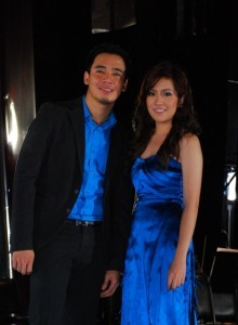 Erik Santos and Angeline Quinto (MNS Photo)