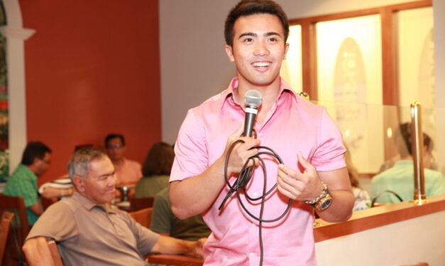Chino Roque, the first Filipino astronaut and the future space travel