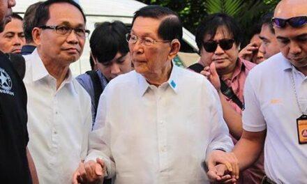 PNPGH docs: Frail Enrile should be in tertiary hospital