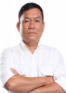GMA Network radio anchorman Carmelo Magdurulang del Prado (pgoto courtesy of gmanetwork.com)