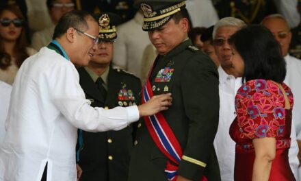 Ex-AFP chief Bautista won't be named next defense chief