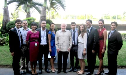 Fil-Am youth leaders humbled by PHL immersion trip