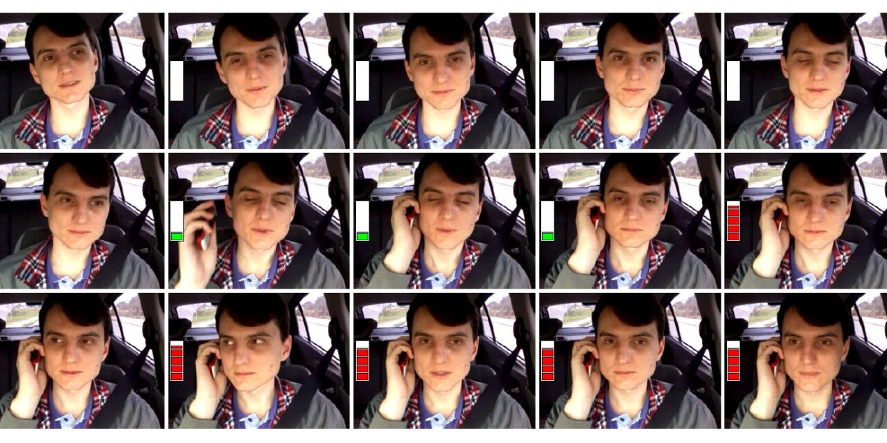 Researchers develop alert system to prevent phone use at the wheel