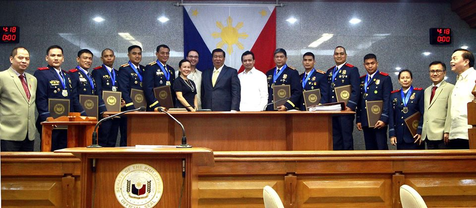 Let Congress decide on Binay impeachment – Palace
