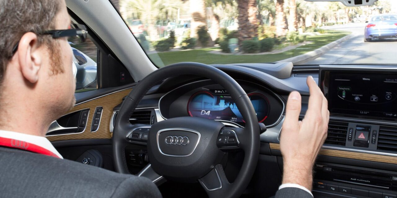 Self-driving cars take a small step closer to reality