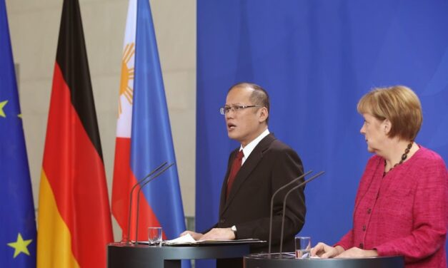 German foreign ministry thanks PHL govt for release of hostages