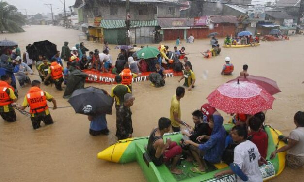 NDRRMC: More than 1 million people affected by Mario
