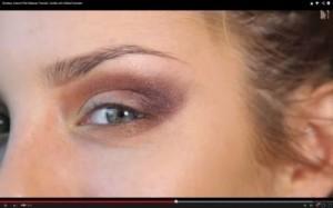 "Screenshot: ""Smokey Autumn/Fall Makeup Tutorial | Collab with NikkieTutorials!"" ©YouTube (http://youtu.be/H78TsgNGrZc)"