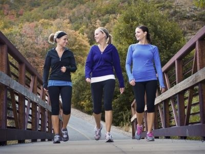 Group nature walks may boost mental well-being in stressful times