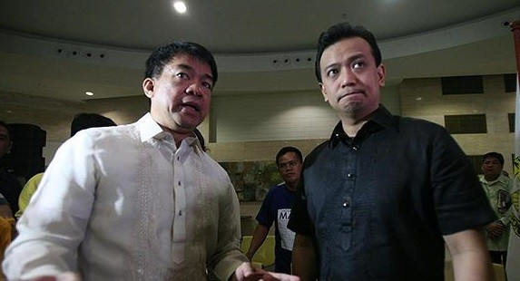 Binay camp asks: 'Is Trillanes backing out of the debate?'