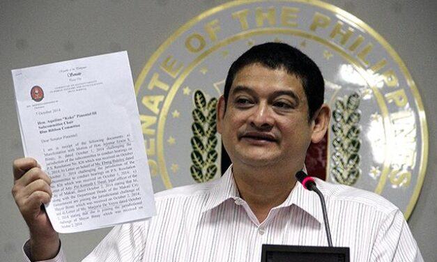 Senate blue ribbon formally invites VP Binay to Makati Building II probe