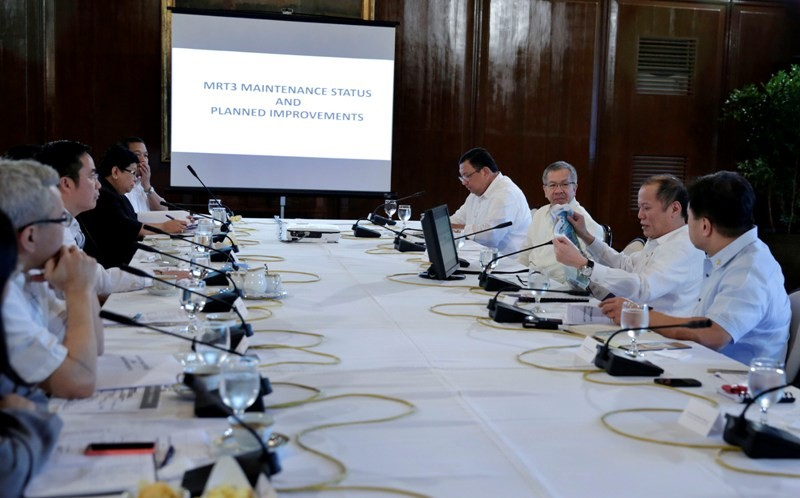 P54-B for MRT 3 buyout most likely to be slashed from DOTC 2015 budget: Chiz